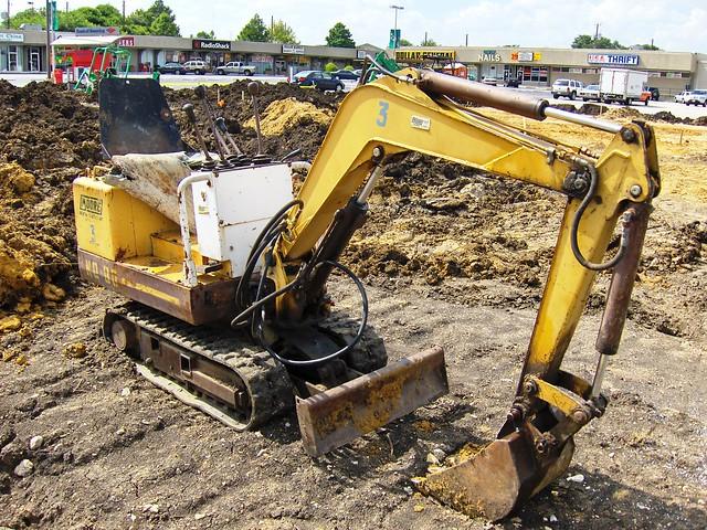 giant excavator - photo #3