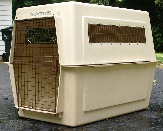 extra large varikennel dog crate on craigslist sold flickr photo sharing. Black Bedroom Furniture Sets. Home Design Ideas