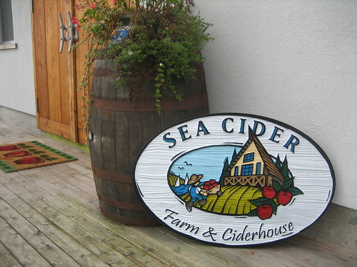 Sea Cider Ciderhouse