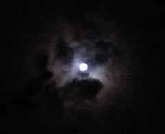 moon, full moon, celestial event, midnight, astronomical object,