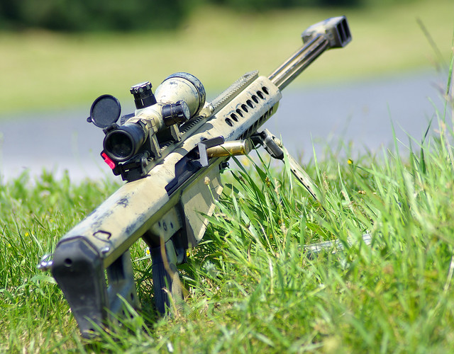m107 sniper rifle - photo #40