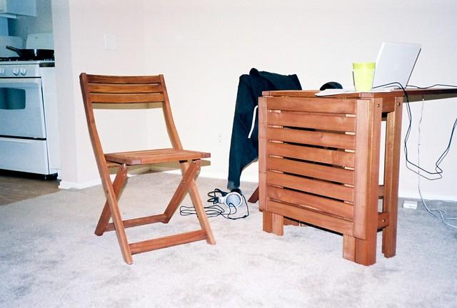 California Apartment Patio Furniture