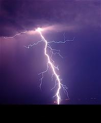 100 million volts over the Charlevoix