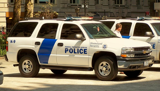 Federal Protective Service - K-9 RMP