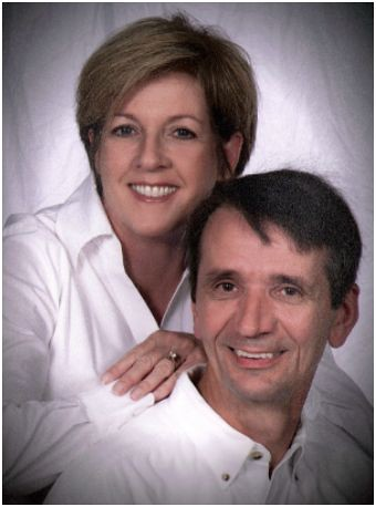 Joan and Wally Kusnierz
