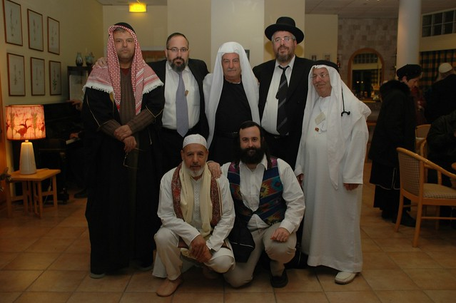 Rabbis and Sheikhs