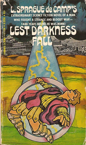 Cover: Lest Darkness Fall