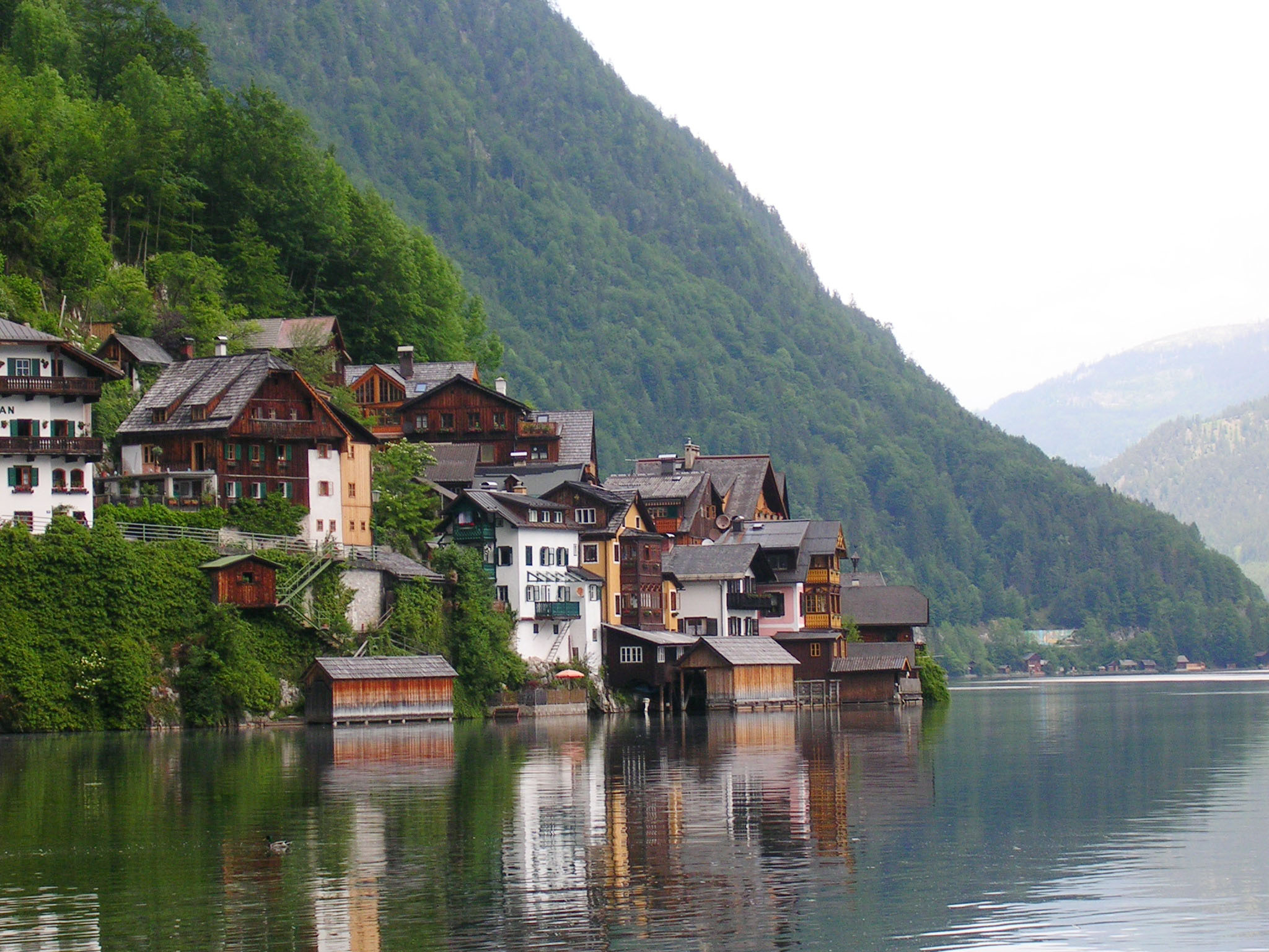Is This The Most Peaceful Place On Earth Hallstatt