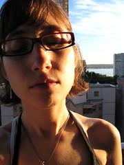 Self-portrait, July 2007