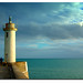 Faro de Audierne - Lighthouse of Audierne by EddyB