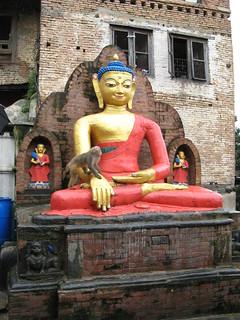 Kathmandu 117 - Swayambunath (Monkey Temple)