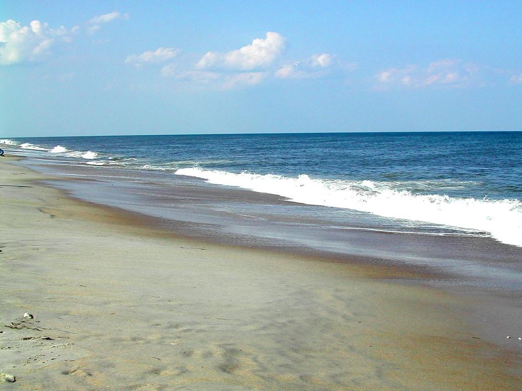 Return to the beach