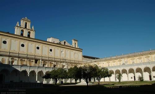 Napoli - Certosa di San Martino