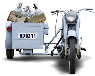 Pannonia-Soda Motor 1950's Years Hungary