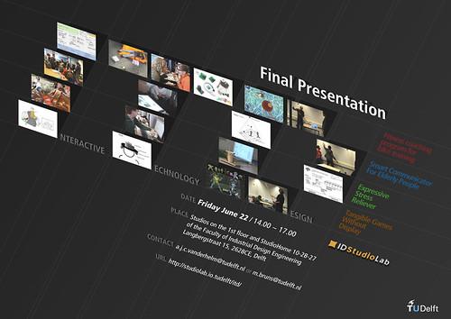 Final presentation ITD