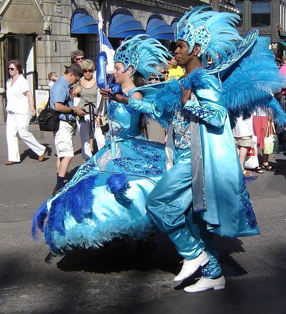 Samba 2007 Helsinki
