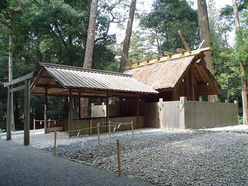 Ise Templo sintoismo