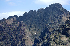 La Solitude depuis le Monte Saltare