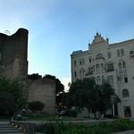 Maiden Tower and Hajinski Mansion - Baku, Azerbaijan
