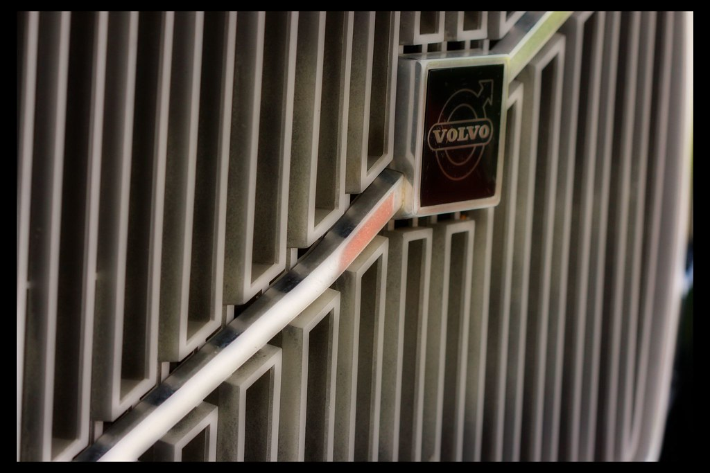 THE car- 1973 Volvo 164