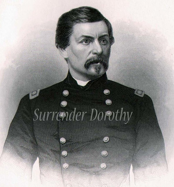 the role of general george mcclellan in the american civil war Of major general and played an important role in raising  american heritage on george mcclellan's  and civil war general george b mcclellan.