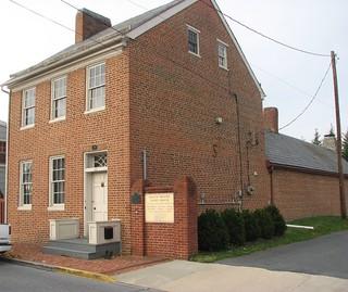 Roger Brooke Taney House
