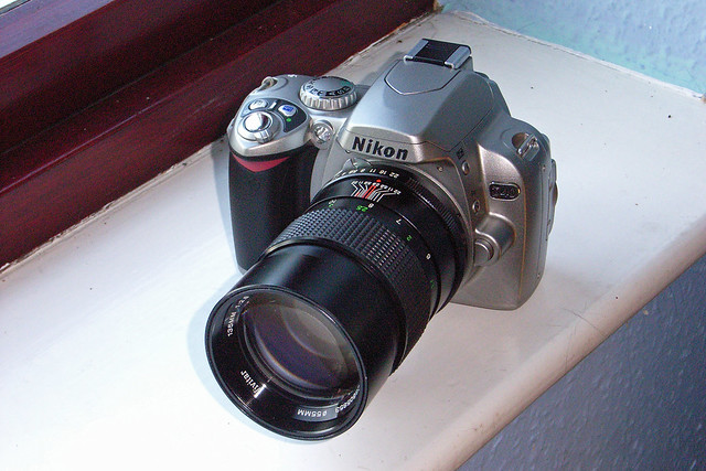how to use my nikon d40