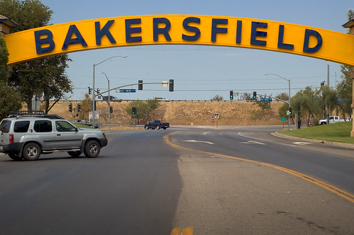 Bakersfield Arch