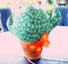 Prickly Pear Cactus DIY Sewing from Tutorial (2) | by Quilt-Blog