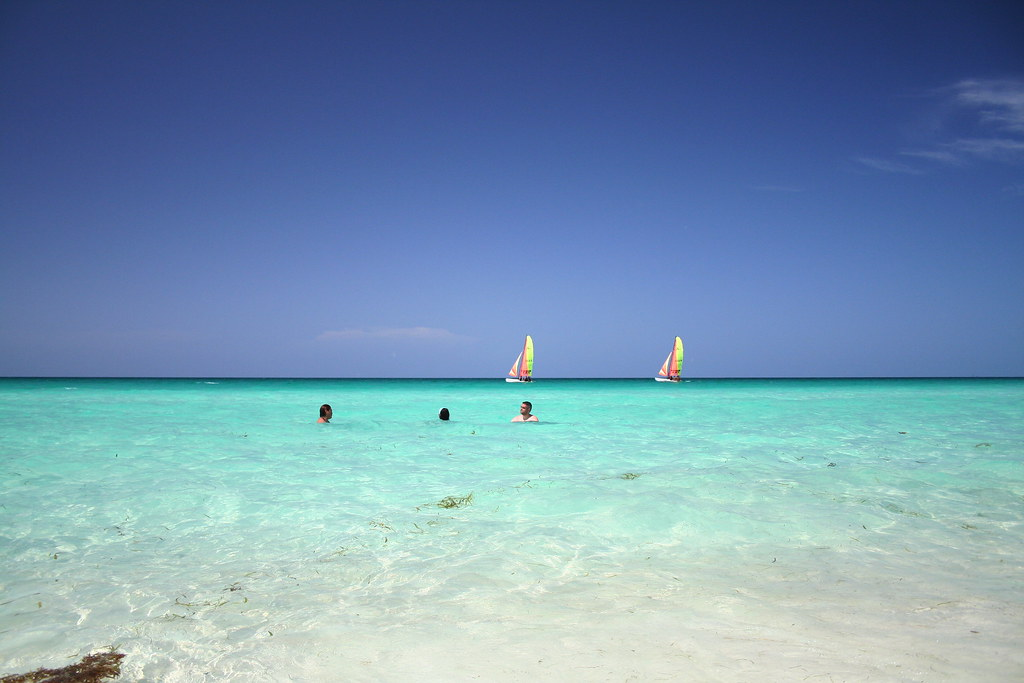 Пляж Санта-Мария