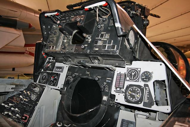 F 14 Tomcat Cockpit photo