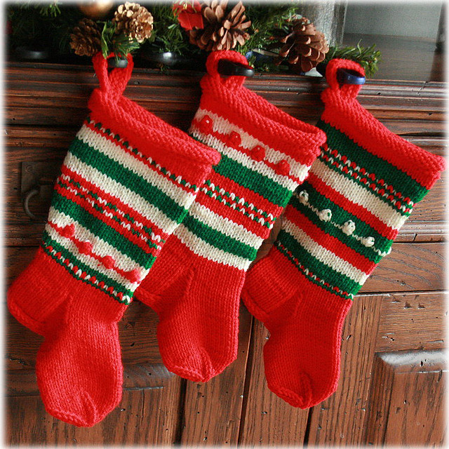 Old fashioned christmas stockings flickr photo sharing for Fashion christmas stockings