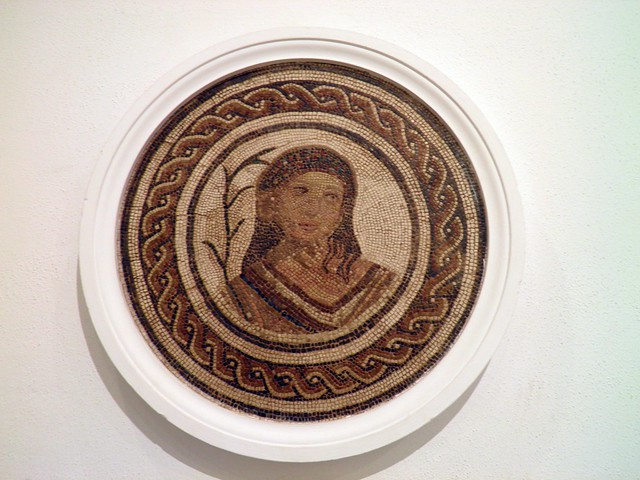 Mosaic from Colonia Aelia Augusta Itálica, Archaeological Museum, Seville