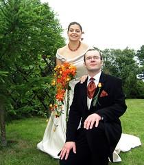 Sylvia&Maciek wedding'04