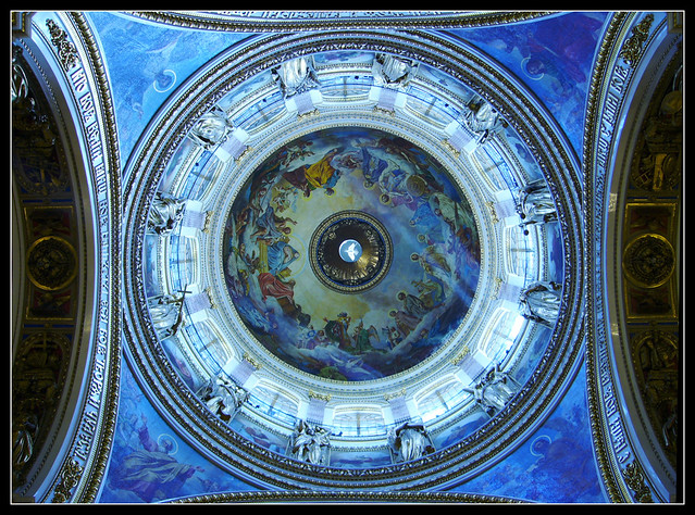 Dome of St.Isaac