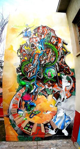Escuela de Artes Graficas