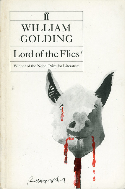 Examples List on William Golding Lord Of The Flies