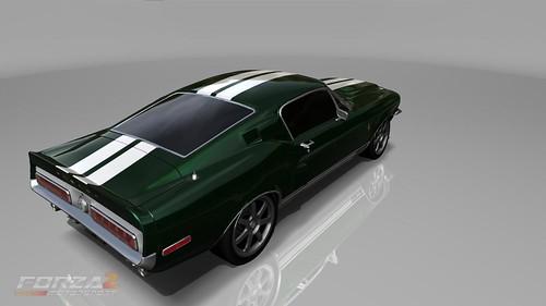 Sean Mustang 3