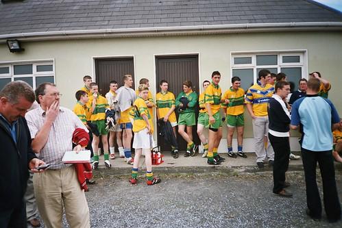 ireland man men 2004 outdoors football europe clare 100views gaelic munster mathew coclare gaa doonbeg dunbeag gaelicfootball gaelicgames carrigaholt afterthematch ocurrys