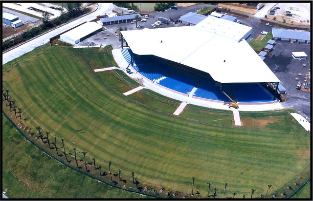 West Palm Beach Amphitheater Seating