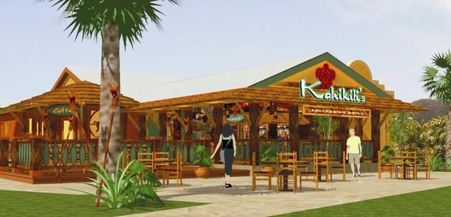 Tropical Restaurant Bar And Buffet Matthews Nc