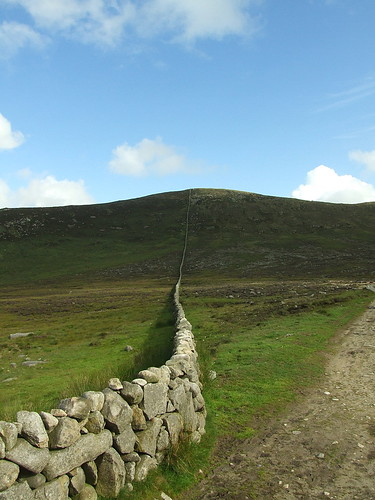 Great wall of mourne