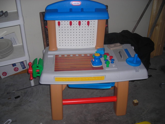 Little Tikes Workbench With Tools 18 Flickr Photo Sharing