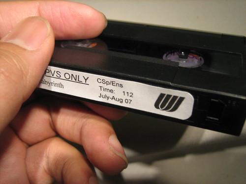 hi8 cassette tape