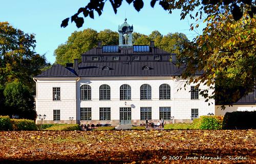 Näsby Castle, Täby - Stockholm