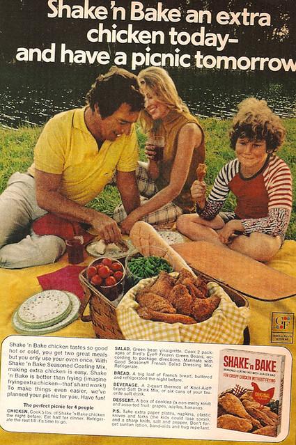 It S Shake N Bake And I Helped Vintage Ads
