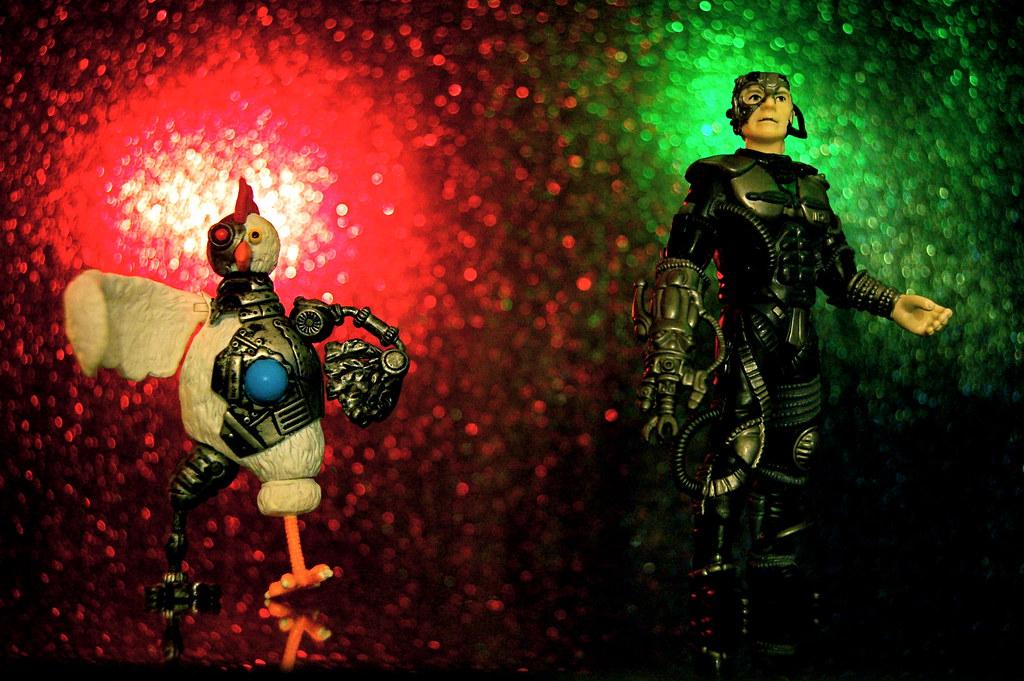 Robot Chicken vs. Locutus (318/365)