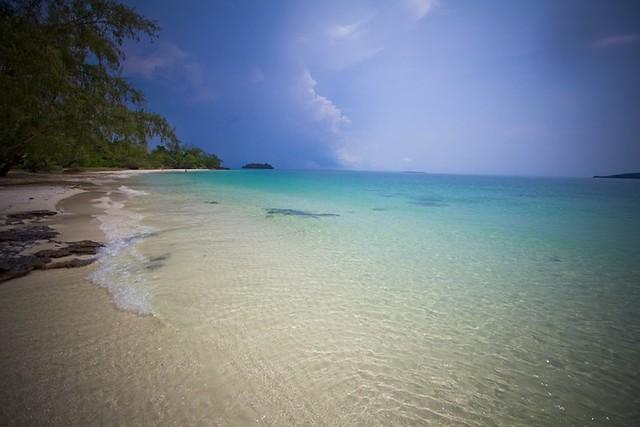 Isla Koh Rong Camboya