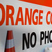 """Orange Cones. No Phones."" Press Conference - Nov. 18, 2010"