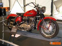 Harley Davidson KHK 1956